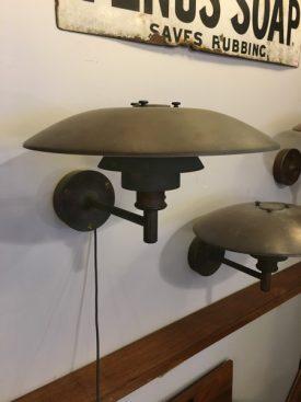 Copper PH lamps