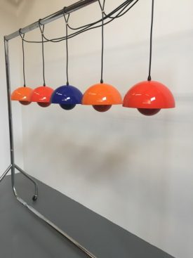 Verner Panton Flowerpot pendant
