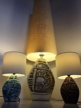 Large Tremaene lamp
