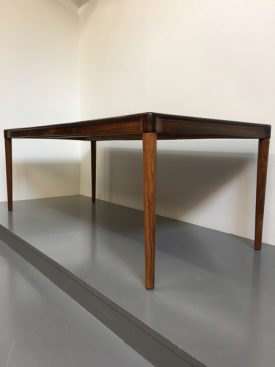 Dyrlund Rosewood Extending Table