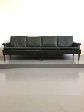 Danish 4 Seat Sofa