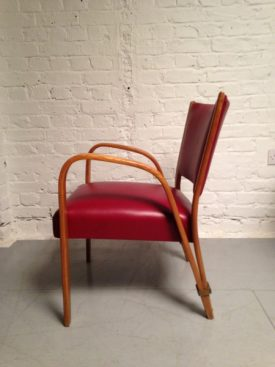 Bow Wood Chairs