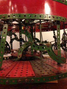 Early Meccano Carousel