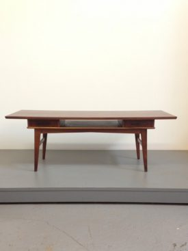 2 Drawer Rosewood Coffee Table