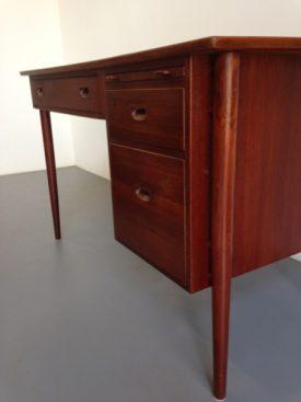 1960's Danish teak desk