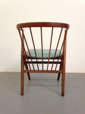 Sibast oak armchair