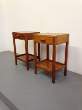 Gordon Russell bedside tables