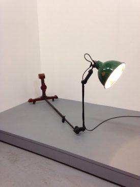 Auto Mechanics Lamp