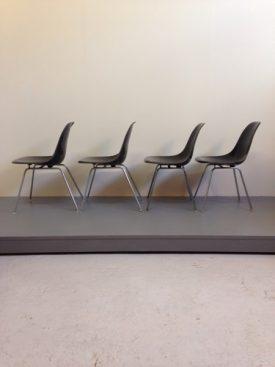 Eames fibreglass chairs