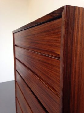 Danish Rosewood Chest of Drawers