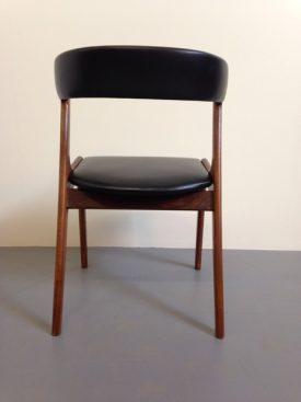 Danish teak armchair