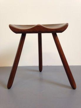 Danish carved Stool