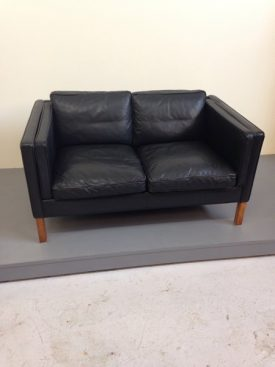Leather Stouby Sofa