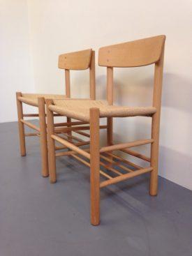 Borge Mogensen Shaker chairs