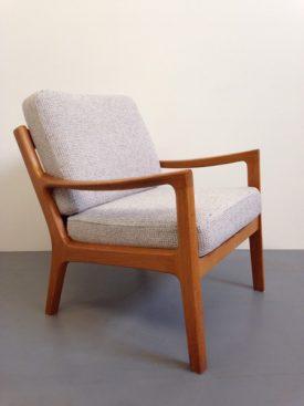 Ole Wanscher Senator lounge chair