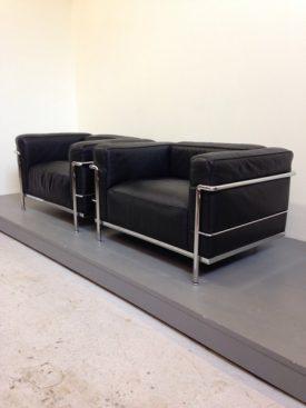 Le Courbusier Armchair LC2