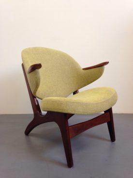 1950's Danish lounge chair