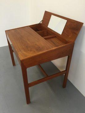 Danish teak writing desk