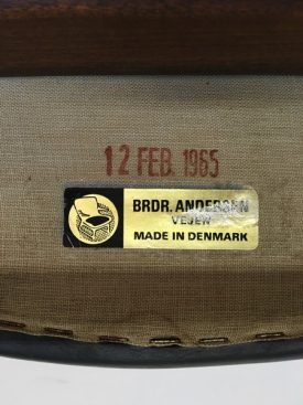 Johannes Andersen BA113 chair