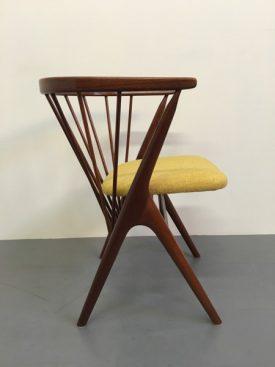 Teak Helge Sibast Chair
