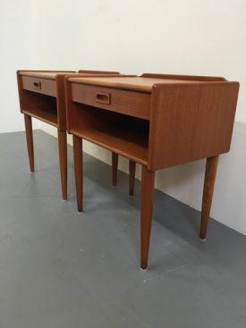 1960's Swedish Bedside tables