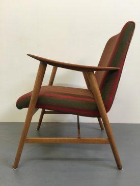 Danish Oak armchair