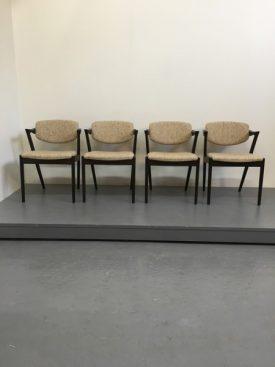Kai Kristiansen model 42 chair