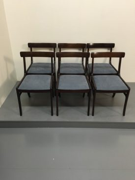 Ole Wanscher dining chairs