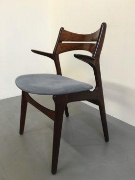Erik Buch rosewood chair