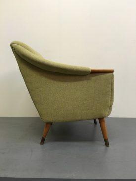 1950's Norwegian low back chair
