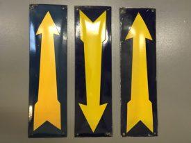 Enamel Arrows