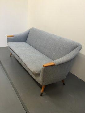 Blue Norwegian sofa