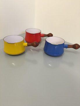 1960's Dansk Enamel Cookware
