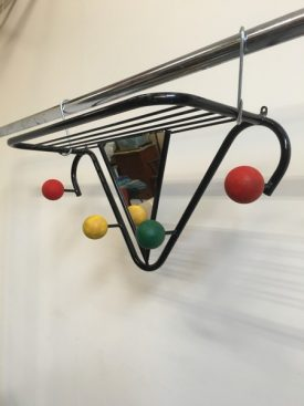 Small French coat rack
