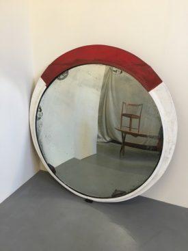 Giant Czech Platform mirror