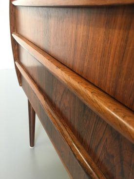 Danish Rosewood 3 drawer  chest