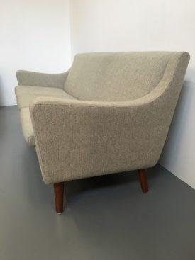 Danish wool sofa
