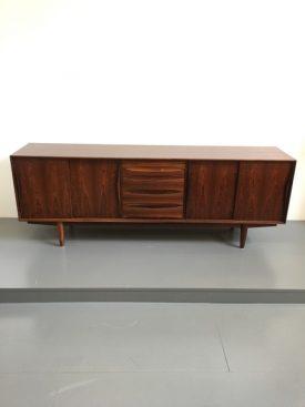 Danish rosewood sideboard