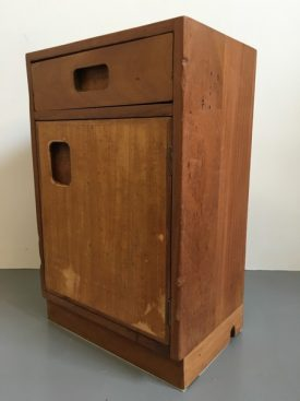 1950's Bedside cabinets