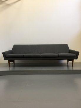 1960's Danish 4 seat sofa