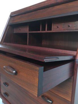 Dyrlund rosewood bureau