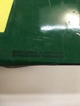 Enamel Sedan Beer Sign