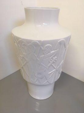 Bavarian Porcelain Vases