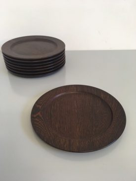 Solid Wenge Plates