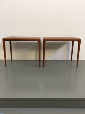 Johannes Andersen Side Tables