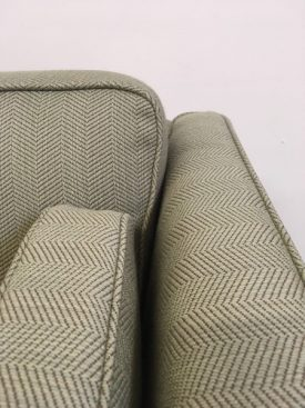 Green Danish Sofa