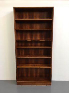 Danish Rosewood Bookcase
