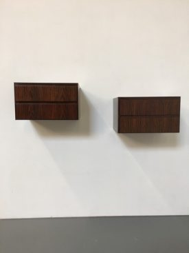 Rosewood Floating Drawers