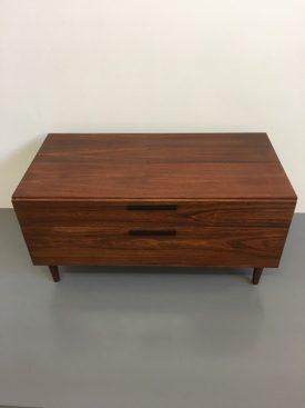 Koford Larsen 2 Drawer Cabinet