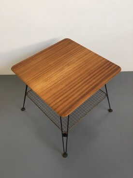 1950's British Folding Table